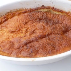 Low Carb Breadless Pudding