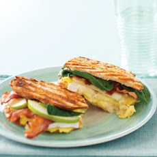Bistro Breakfast Panini Recipe