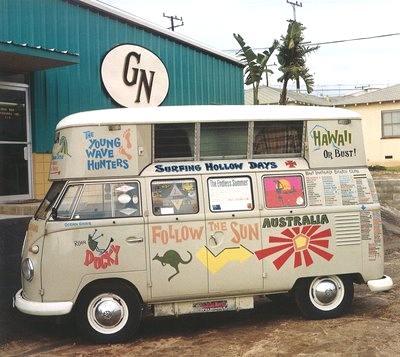 Hippie Kombi