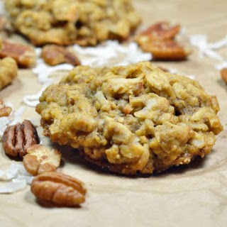 Coconut Pecan Cookies Recipes
