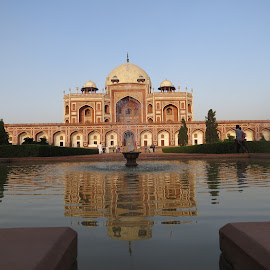 Tomb of the grand Mughal by Pranjal Jain - Buildings & Architecture Statues & Monuments ( tomb, islamic, india, mughal, delhi,  )