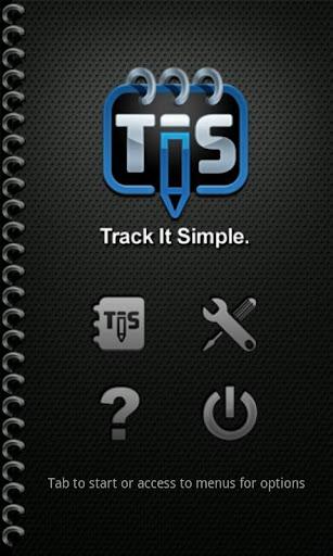 TrackItSimple