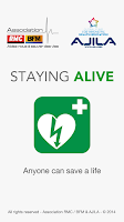 Screenshot of Staying Alive