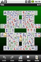 Screenshot of Mahjongg Builder