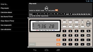Screenshot of Melody 80