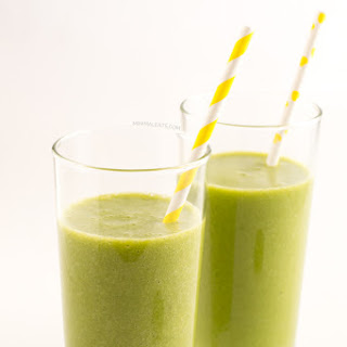 5 Minute Anti-Cellulite Green Smoothie