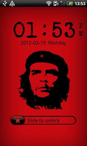 GO Locker Che Guevara Theme