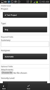Free JIRA Issue Tracker APK for Windows 8