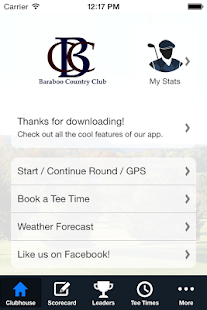 Baraboo Country Club - screenshot