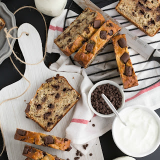 Oat Banana Bread Yogurt Recipes