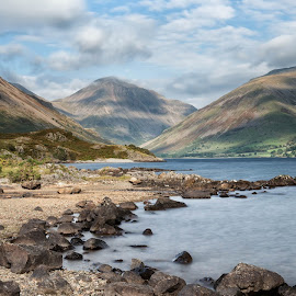 wast water by Alan Ranger - Landscapes Mountains & Hills ( algenon, photography tuition, cumbria, photography workshops, landscape workshops, alan ranger, lake district, info@alanranger.com, wast water, photography classes, photography courses, landscape photography, digital photography lessons, online-mentoring, www.alanranger.com, alan ranger photography, private photography tuition )