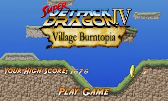 Screenshot of Super Jetpack Dragon IV