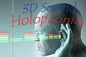 Screenshot of 3D SOUND