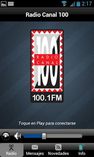 Radio Canal 100