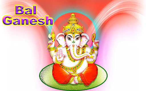 Bal Ganesh Wallpapers HD