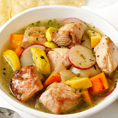 Mexican Turkey and Squash Stew