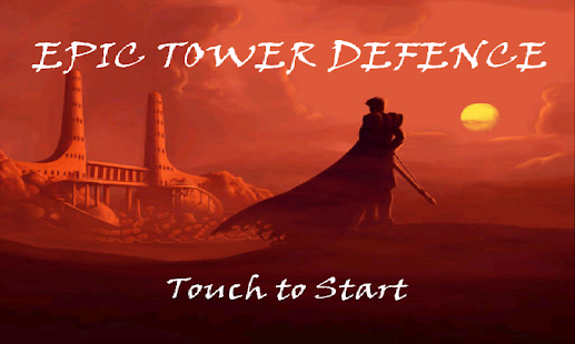 Epic Tower Defence - screenshot