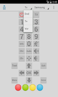 Screenshot of IR Remote Control