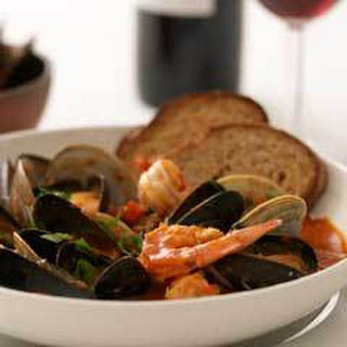 Mussels And Clams In Marinara Sauce Recipes