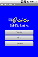 Screenshot of HM Griddler No.1