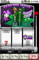 Screenshot of Beat The Joker Slots