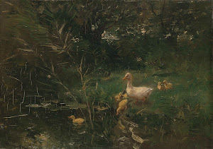 RIJKS: Willem Maris: painting 1907