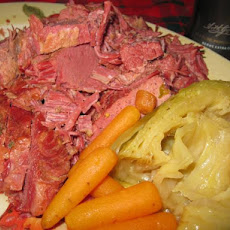 Kevin's Best Corned Beef