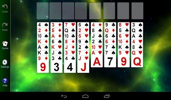 Screenshot of 120+ Card Games Solitaire Pack