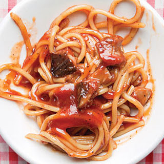 Barbecue Spaghetti Recipes