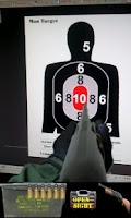 Screenshot of AR Shooting