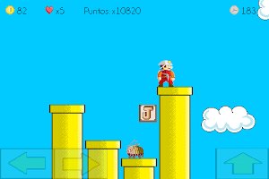 Screenshot of Mobile Jario (Free)