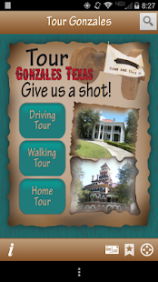 Tour Gonzales Texas - screenshot