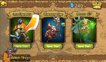 Screenshot of Chaos Fortress