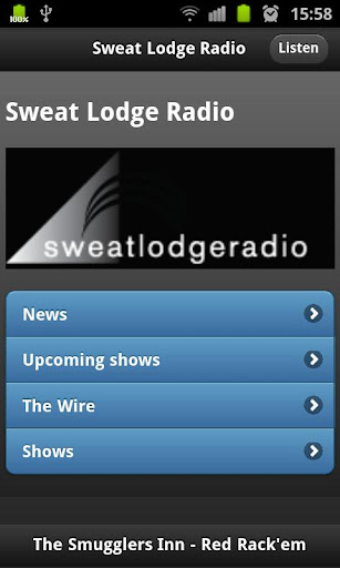 【免費音樂App】Sweat Lodge Radio-APP點子