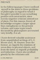 Screenshot of The Problems of Philosophy