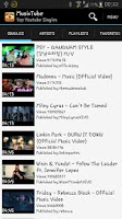 Screenshot of MusixTube - Best YouTube Music