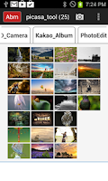 Screenshot of Folder Gallery2-Photo movie