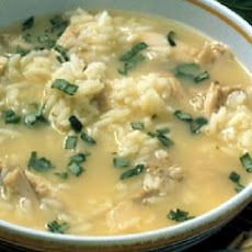 Tuna Rice Chowder