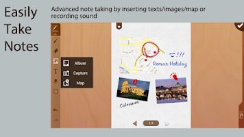 Screenshot of InNote