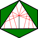 MyHF_Map HAM Radio MUF mappe icon