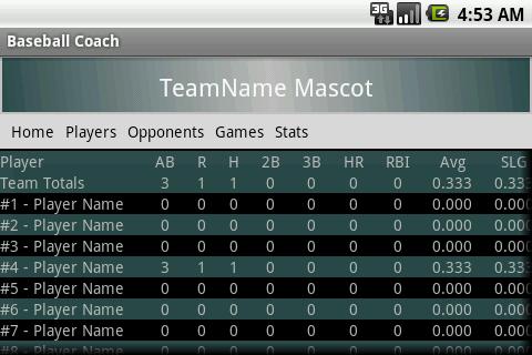 Baseball Coach - Free