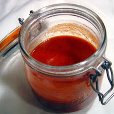 Low-Sugar Apricot Barbecue Sauce