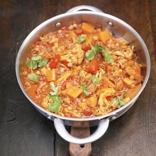 Vegetable Jalfrezi Recipes