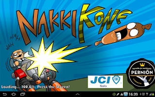 Screenshot of NakkiKone