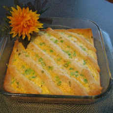 Crescent Egg Casserole With Ham