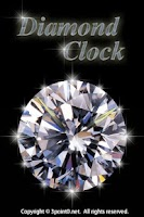 Screenshot of Diamond Clock