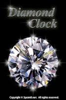 Screenshot of Diamond Clock