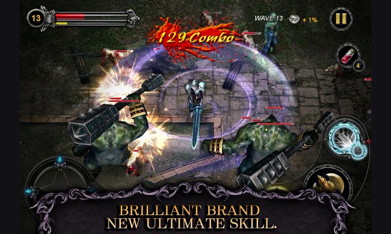 Apocalypse Knights Screenshot 2