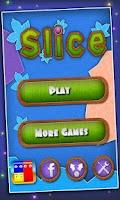 Screenshot of Slice