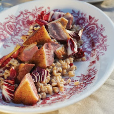 Poached Duck Breast Recipe